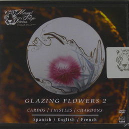 Filipe Pereiran DVD-levy Glazing flowers 2. Thistels